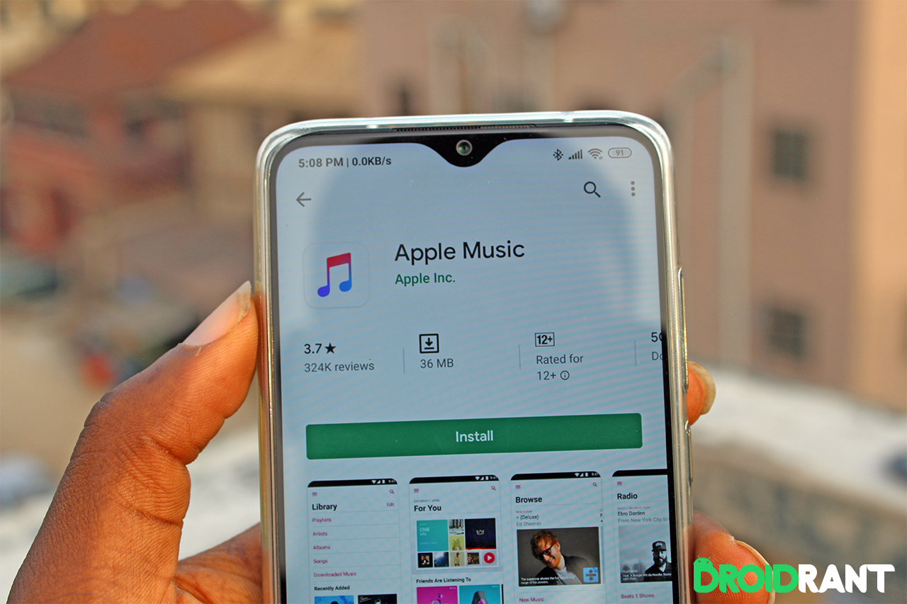 Apple music - best spotify alternatives