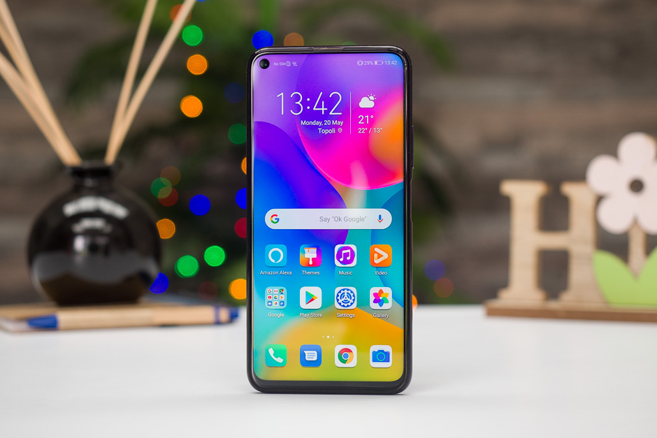 Huawei Honor 20 pro device