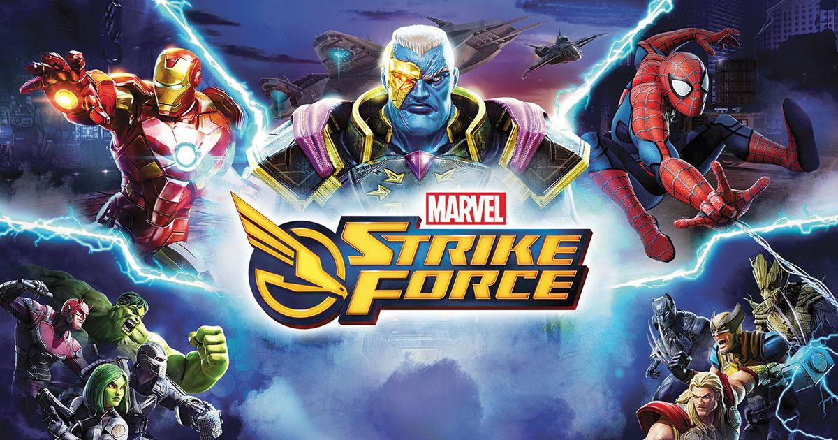 marvel strike force epic gacha games