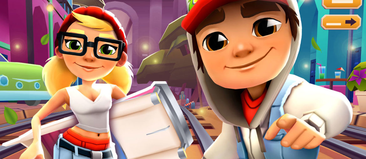 subway surfers alternatives