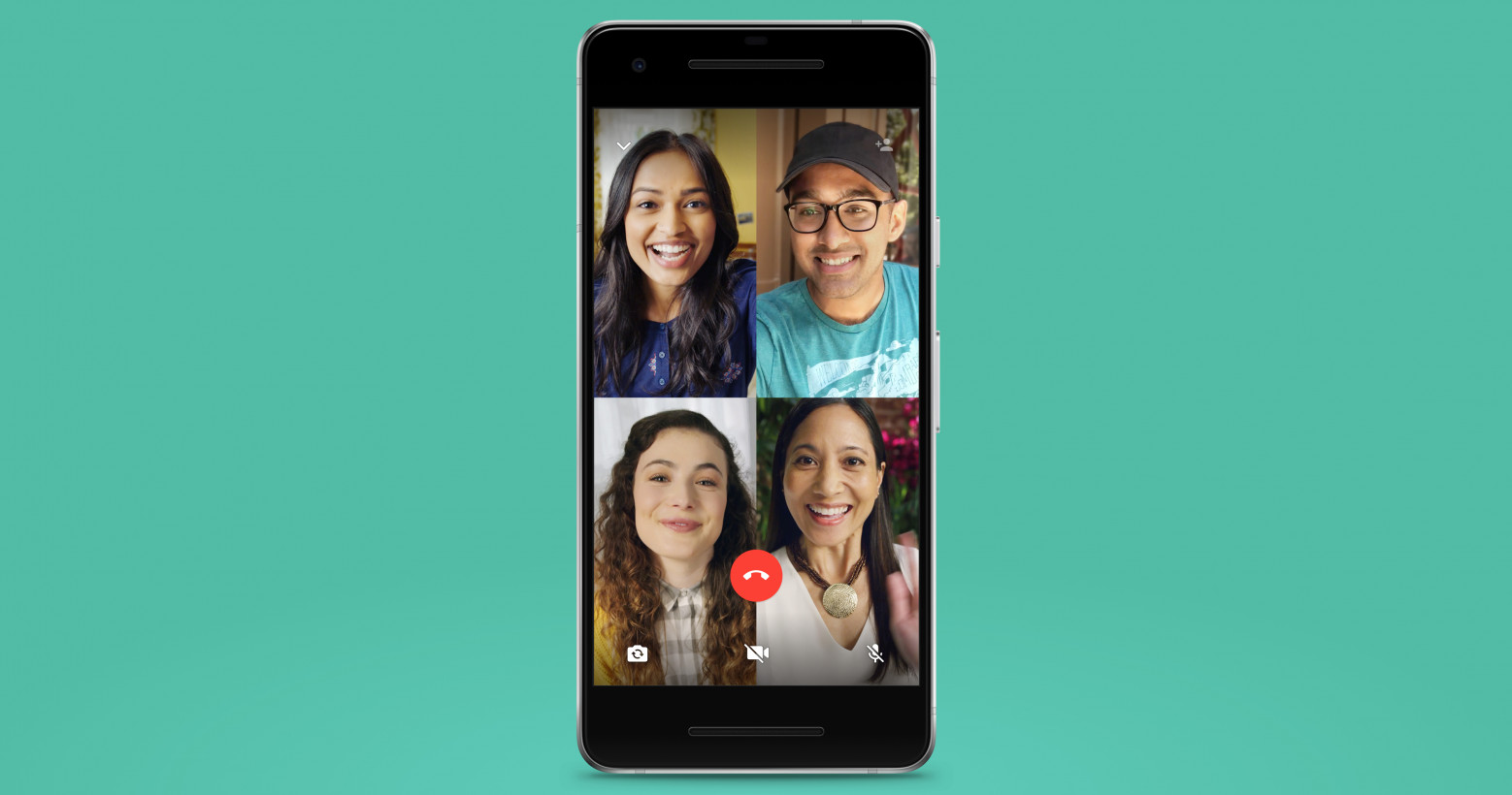 whatsapp video call best video chat apps for android