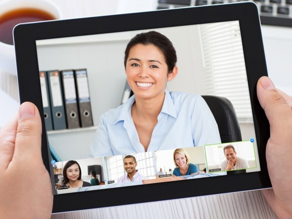zoom cloud meetings for Android video chat