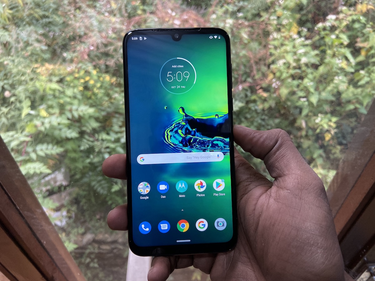 moto g8 plus best phones for cod mobile and pubg