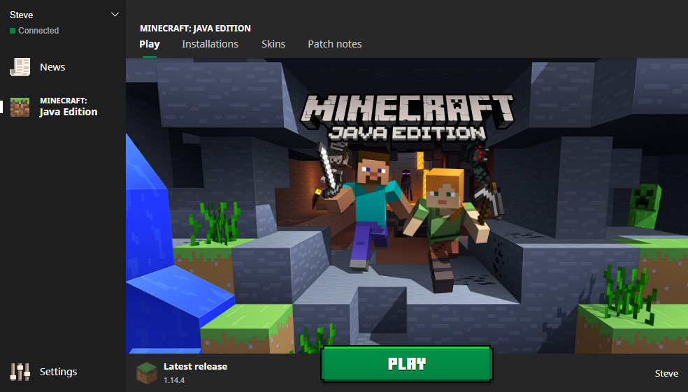 use minecraft launcher to play minecraft on chromebook