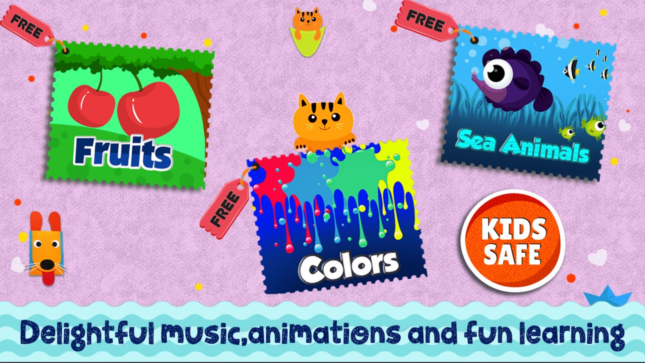 best education android app for kids