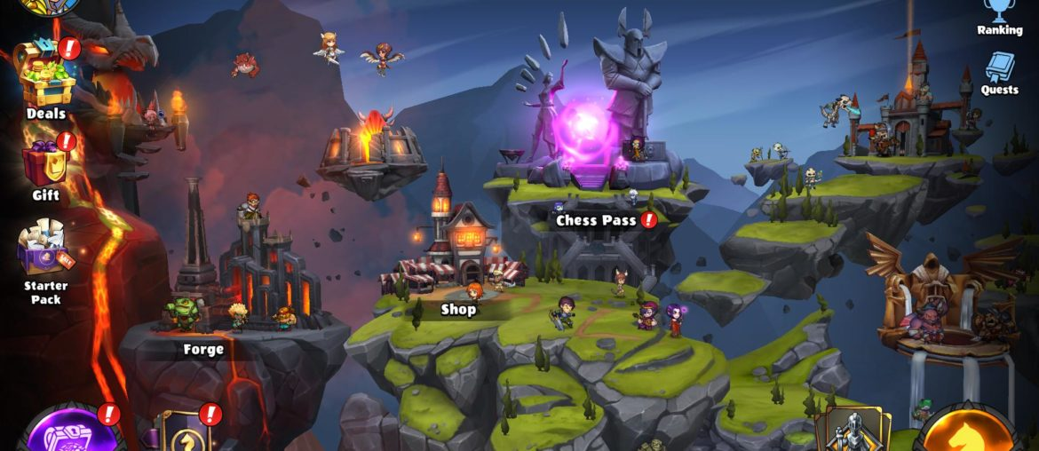 Best auto chess games for Android and iOS